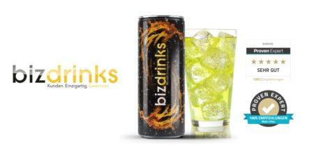 Energy Drink bedrucken von der Nummer 1 in Deutschland.