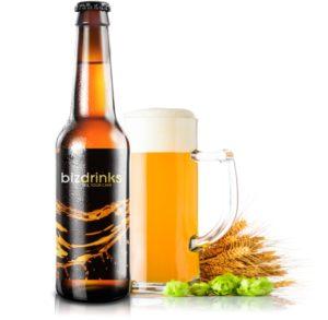 Bier Werbeartikel in Ihrem Design.